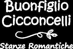 Stanze Romantiche a Frascati | Buonfiglio Cicconcelli