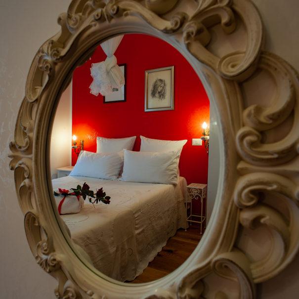 stanza rossa